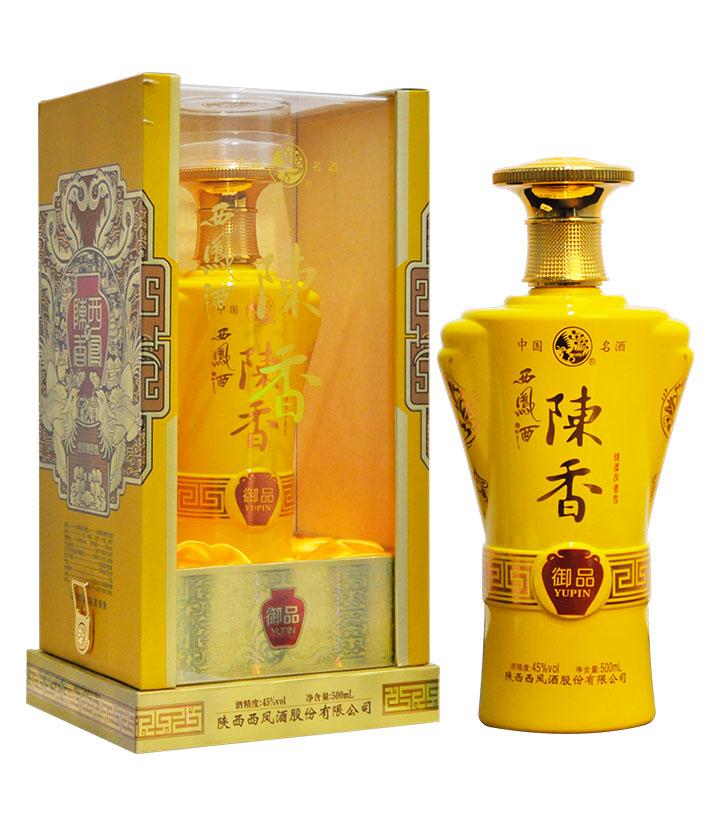 45°西凤陈香酒御品500ml 瓶
